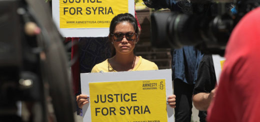 Amnesty+International+Organizes+Protest+Against+RUzKDD6bKVIl